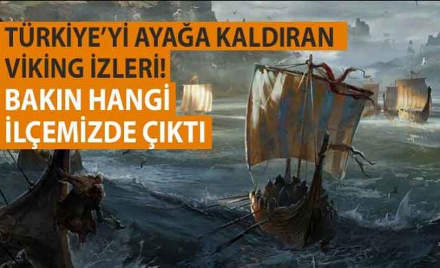 Türkiye'de Avcılar Bathonea Antik Liman Yerleşimi kazılarında 8-11. yüzyıllar arasında var olan Vikinglerin izleri ortaya çıktı.