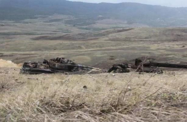 Ermenistan'ın Azerbaycan'a saldırması sonrası başlayan çatışmalar 6. gününde devam ediyor.