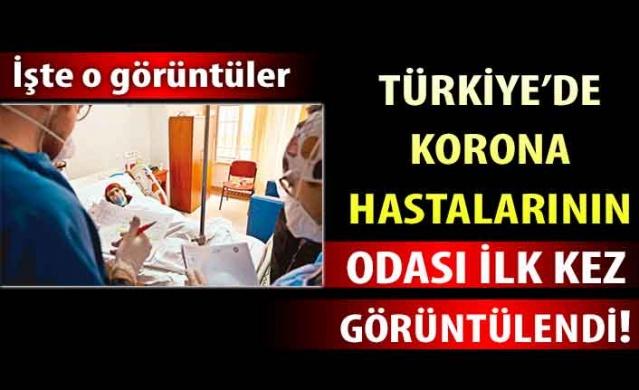 """İstanbul Cerrahpaşa Tıp Fakültesi'nde koronavirüs tedavisi için ayrılan 7 katlı binana 'Kırmızı Oda' denilmeye başlandı. Tedavi olan hastalar yaşadıklarını anlatırken, Prof. Dr. İbrahim İkizceli, """"Yükümüz her gün daha da artıyor"""" dedi."""