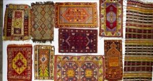Anadolu kadınının kilime işlediği aşk dili