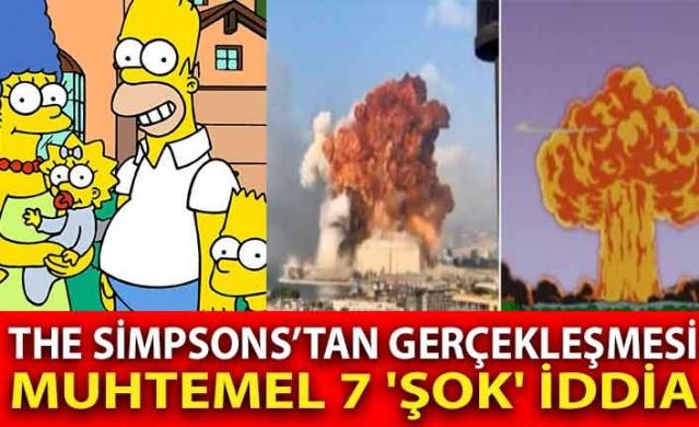 31 yıl önce ilk bölümüyle Amerika Birleşik Devletleri'nde yayınlanan The Simpsons isimli çizgi film son dönem gündem olaylarla adından çok söz ettirmişti. Yayınladığı sahnelerin neredeyse birebir aynısı günümüzde gerçekleşen çizgi diziden, geleceğe dair 11 iddia daha yayınlandı. Dünyayı bu şekilde yönetmeye çalıştığı söylenen kişiler çizgi film paravanı altında projelerini hayata geçirmeye çalışıyor.