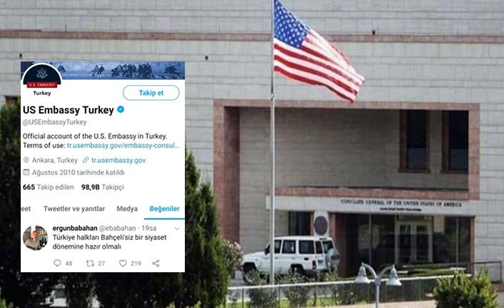 ABD Büyükelçiliğinden bir özür daha geldi