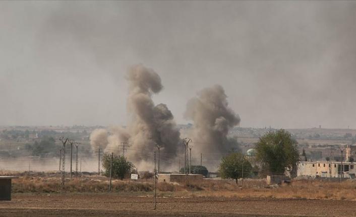Barış Pınarı Harekâtı'nda etkisiz hale getirilen PKK/YPG'li terörist sayısı toplam 653 oldu.