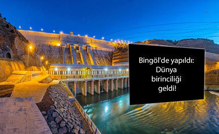 Bingöl'de yapıldı: Dünya birinciliği geldi!