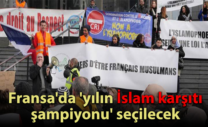 "Fransa'da ""İslam karşıtlığı"" oylaması"
