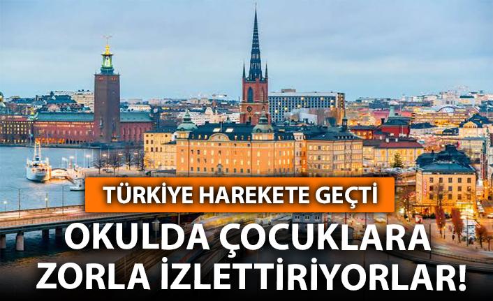 İsveç'teki aileler: Çocuklarının beynini Türk düşmanlığıyla yıkıyorlar