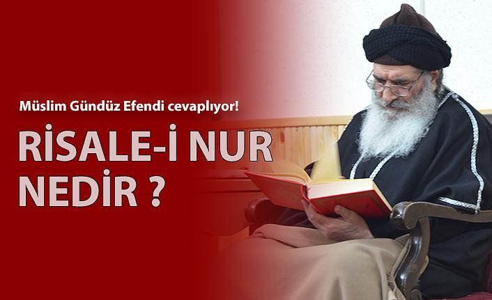 Risale-i Nur kısaca nedir ?