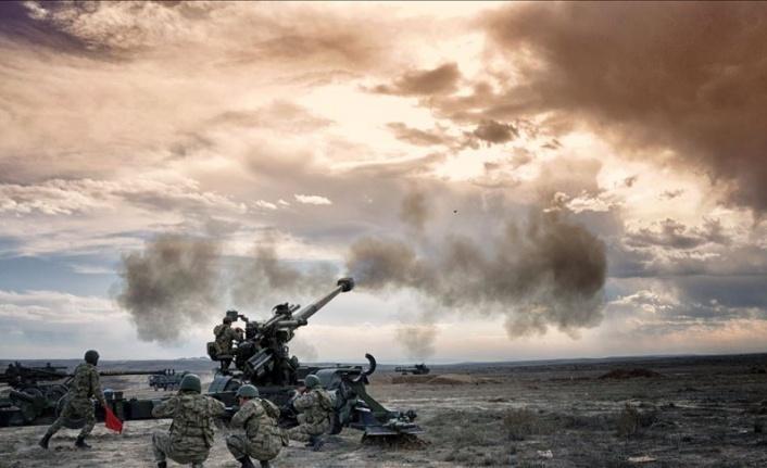 """""""TSK, 'Ölürsem şehit, kalırsam gazi' anlayışıyla mücadeleye hazırdır."""""""