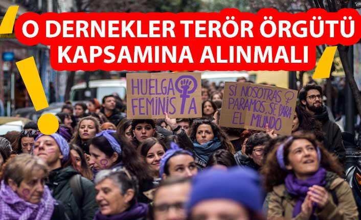 Adem Çevik: O dernekler terör örgütü kapsamına alınmalı