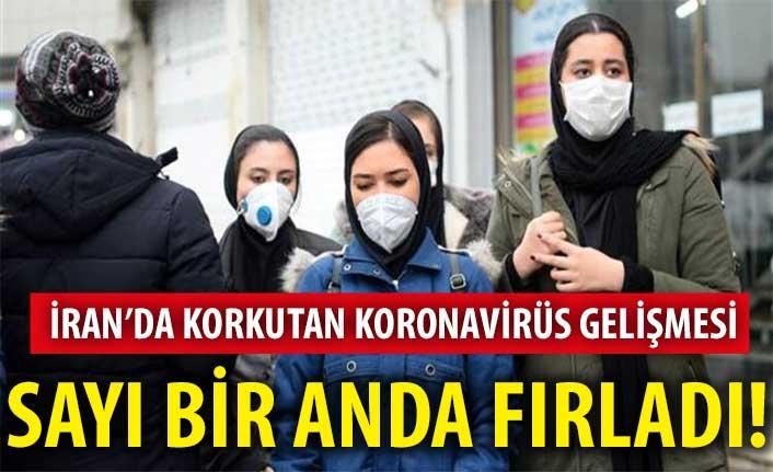 İran'da korkutan koronavirüs gelişmesi!