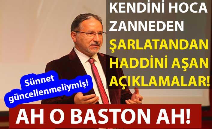 """Mustafa Karataş:""""Sünnet Güncellenmelidir"""" açıklaması!"""