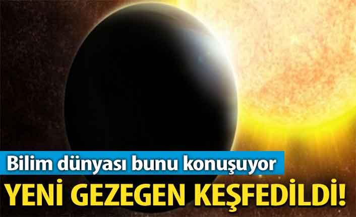 Bilim dünyası bunu konuşuyor! Yeni bir gezegen keşfedildi!