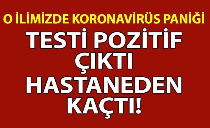 Eskişehir'de koronavirüs paniği