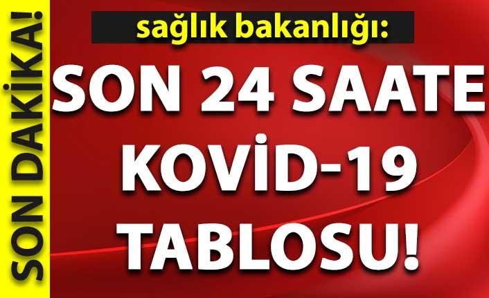 Sağlık Bakanı Koca: Son 24 saatte taburcu olanların sayısı yeni hastaların sayısından 984 fazla