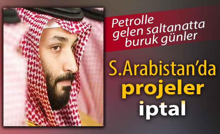 Suudi Arabistan harcamalarını kısıtladı