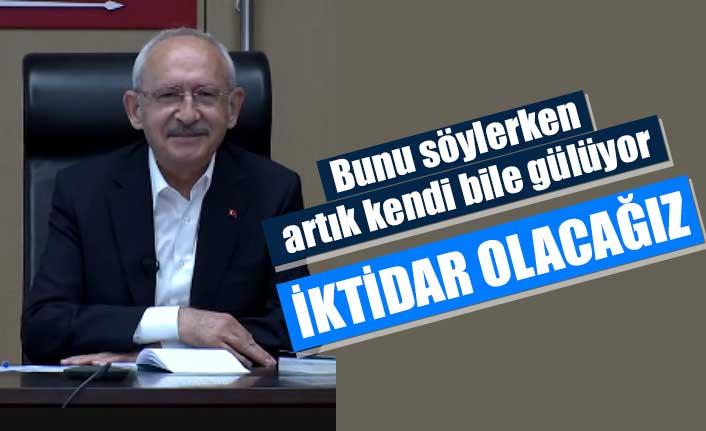 Kılıçdaroğlu'ndan iktidar olacağız mesajı