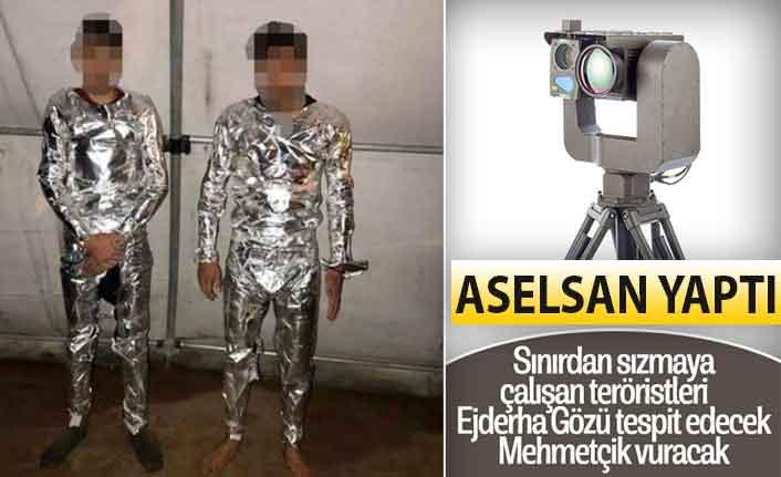 ASELSAN'dan Kara Kuvvetleri için 'ejderha gözü'