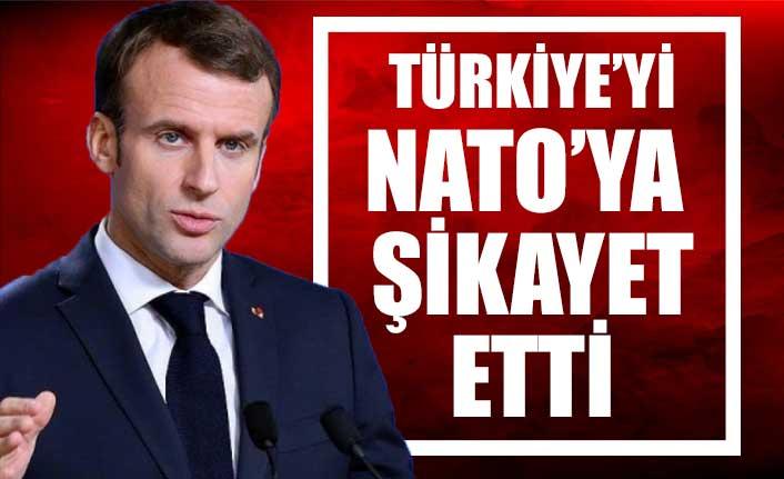 Fransa Türkiye'yi şikayet etti