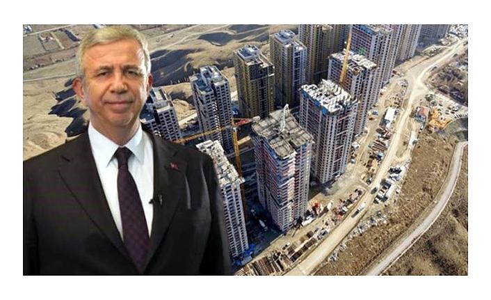 Ankara Büyükşehir Belediyesi, 63 adet konutu ihaleyle satıyor