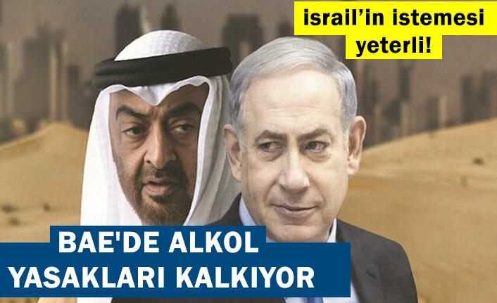 BAE'de İsrail ile yapılan anlaşma sonrası alkol yasakları gevşiyor