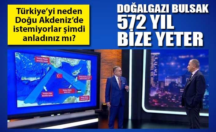 Cihat Yaycı: Girit'in güneyindeki doğalgaz rezervleri Türkiye'nin 572 yıllık ihtiyacını karşılar