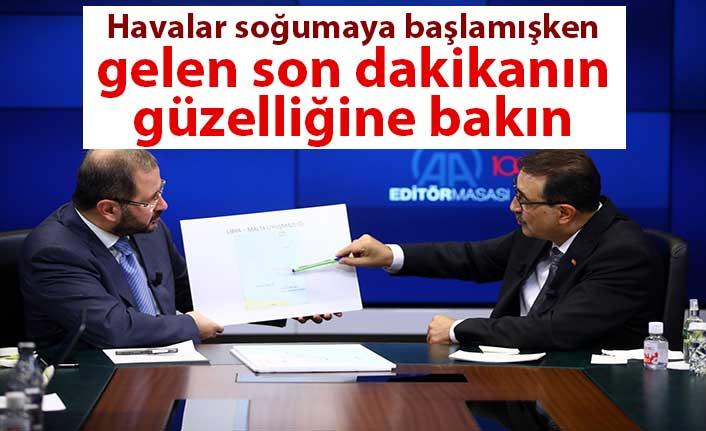 Enerji Bakanı Fatih Dönmez, Karadeniz'deki doğalgaz keşfini değerlendirdi