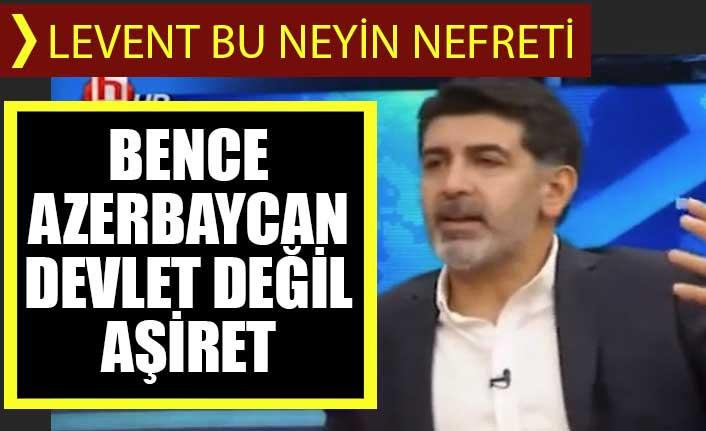 Levent Gültekin, Azerbaycan eleştirisinde kendini savundu
