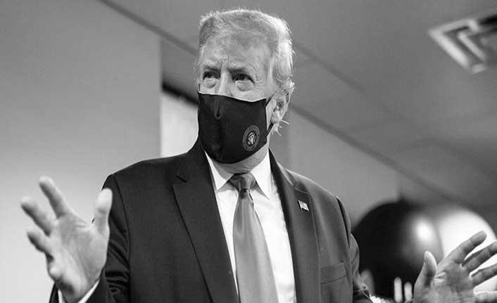 Trump'ın Kovid-19 testlerinin sonucu negatif çıktı