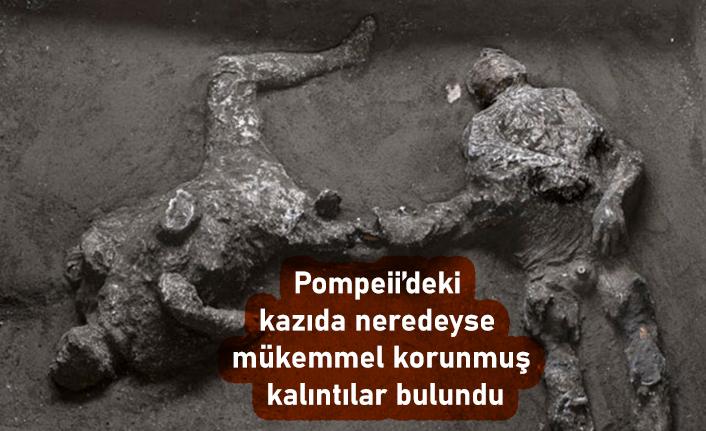 Pompeii'deki kazıda efendi ve kölesinin 'neredeyse mükemmel' korunmuş kalıntıları bulundu