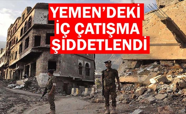 Barışın sağlanamadığı Yemen'de 2020'de çatışmalar şiddetlendi