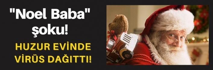 """Belçika'da """"Noel Baba"""" şoku! Huzurevinde virüs dağıttı"""