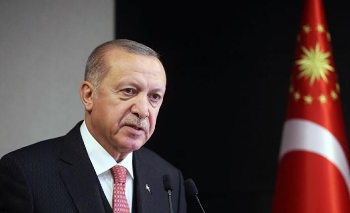 Cumhurbaşkanı Erdoğan'dan Noel mesajı