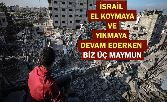 Guterres: Filistinlilere ait yapılara yönelik yıkımlar 4 yılda en yüksek seviyelere ulaştı