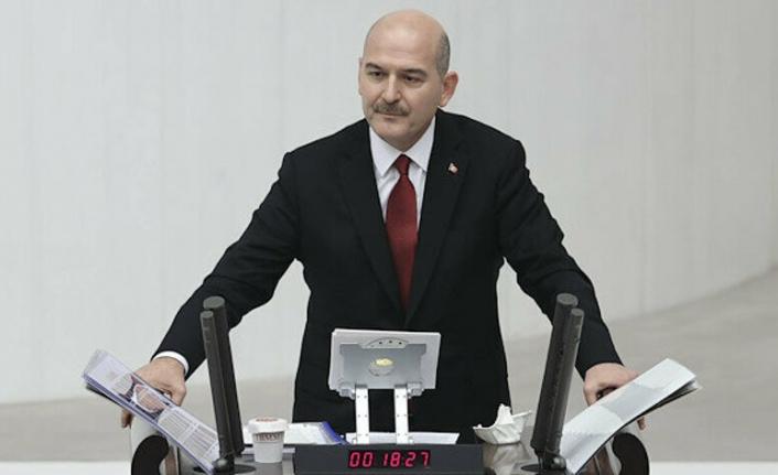 İçişleri Bakanı Süleyman Soylu: Oh, paralar PKK'ya gitmiyor