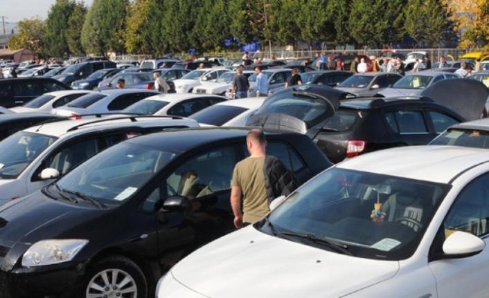 İkinci el araç piyasasından güzel haber