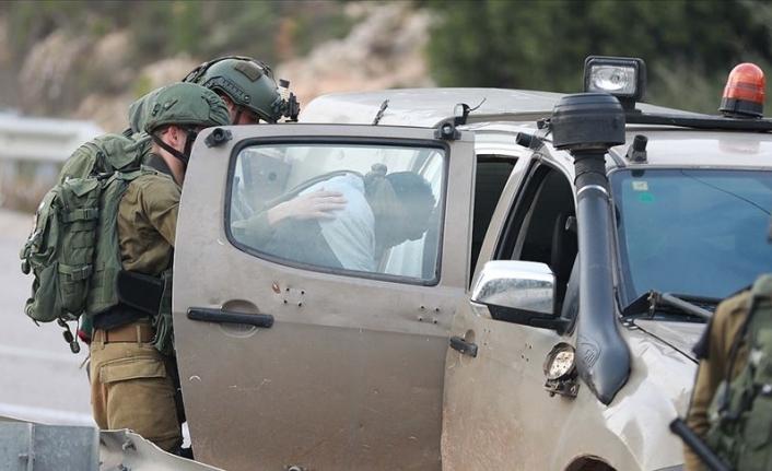 İsrail güçleri 2020'de 4 bin 634 Filistinliyi gözaltına aldı