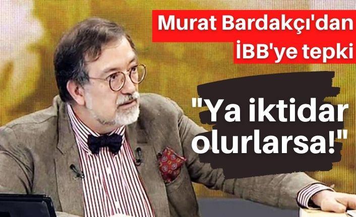 Kur'an'ı Mevlevi Mukabelesi'nde Türkçe okutan İBB'ye Murat Bardakçı'dan tepki