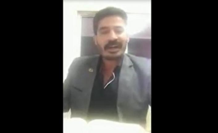 Mersin'de sosyal medyadan Hazreti Muhammed'e(sav) hakaret videosu paylaştı