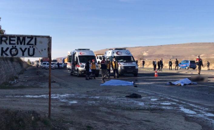 Şanlıurfa'da silahlı kavgada 5 kişi öldü, 2 kişi yaralandı