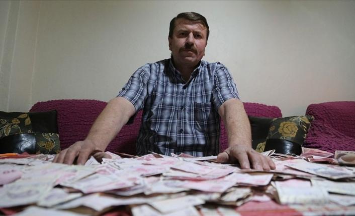 Sigarayı bırakarak 3 yılda 10 bin lirayı aşkın para biriktirdi