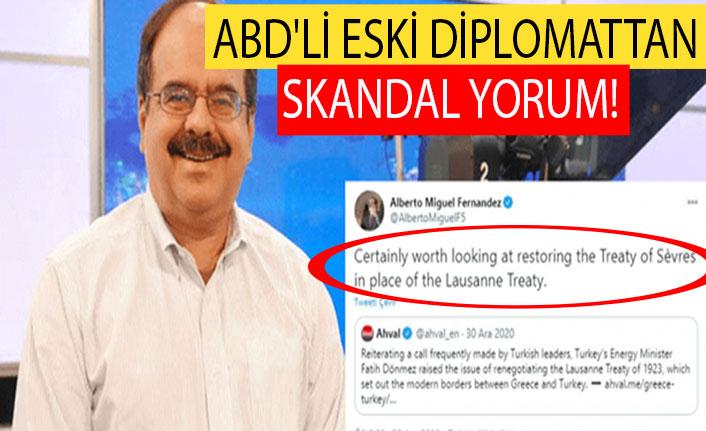 ABD'li eski diplomattan skandal yorum!