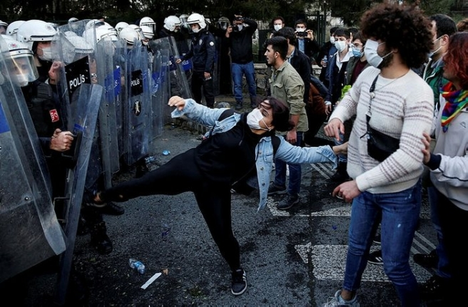 Boğaziçi Üniversitesi'ndeki olaylarla ilgili yeni operasyon: Gözaltılar var