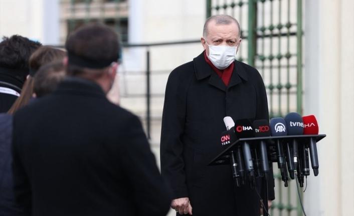 Cumhurbaşkanı Erdoğan gıda fiyatlarındaki artışla ilgili uyardı: Vatandaşlarımıza zulmetmeyin
