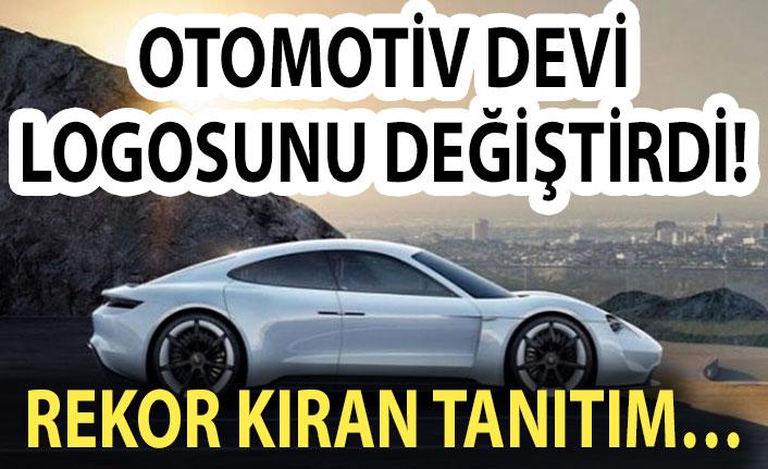 Otomotiv devi logosunu değiştirdi! Rekor kıran tanıtım…