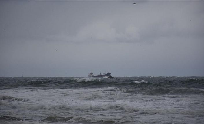 Son Dakika:Karadeniz'de batan kuru yük gemisinden 5 kişi kurtarıldı, 2 kişinin cesedine ulaşıldı