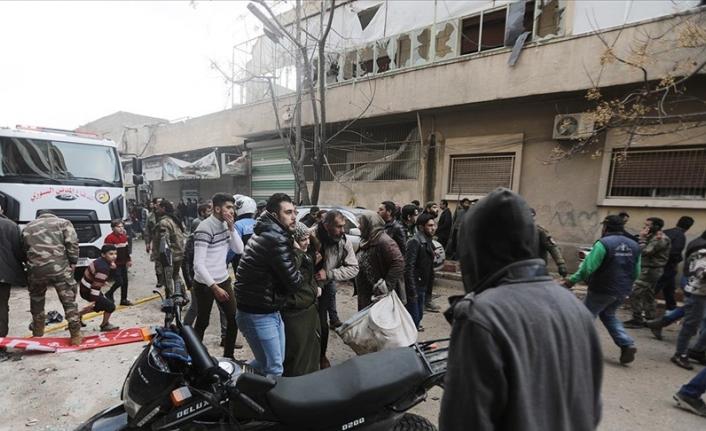 Suriye'nin kuzeyindeki Azez ve Bab ilçelerinde terör saldırılarında ağır kayıp