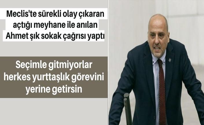 Ahmet Şık'tan 'sokağa çıkın, hükümeti devirin' çağrısı