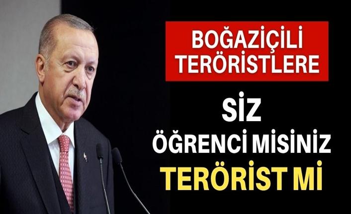 Başkan Erdoğan: Bu ülke Gezi olayını bir daha yaşamayacaktır