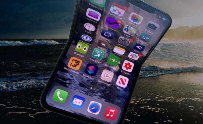 Katlanabilir iPhone, 2023'te tanıtılabilir