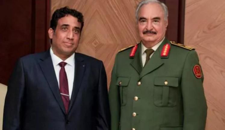 Libya'da tepki çeken görüşme: Hafter'i ziyaret etti